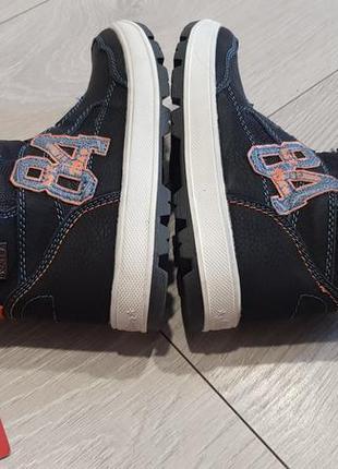 Деми ботинки tex новые! st.oliver.18 см