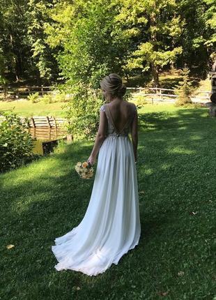 Свадебное платье dominiss 2020
