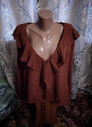 Очень красивая блуза на пышные формы primark
