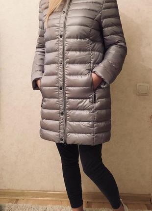 S.oliver легкое свободное  пальто-пуховик