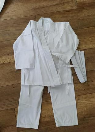Кимоно белое
