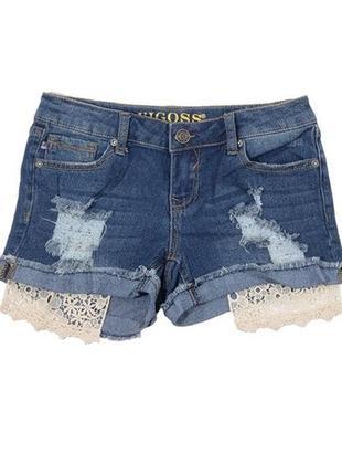 Шорты джинсовые,vigoss , новые, цена пролета, оригинал