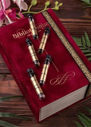 Нишевая парфюмерия афродизаки стойкие шлейфовые bibliotheque de parfume2 фото