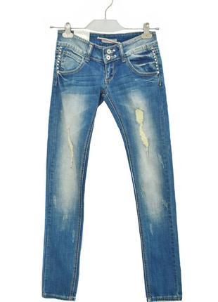 Подростковые джинсы smagli. код 3204(2).