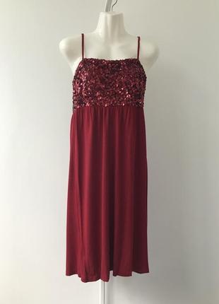 Платье трикотажное s linden