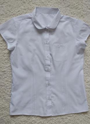 Блузка f&f 8-9 років 128-134 см