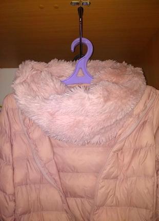 Розовый хамут colin's