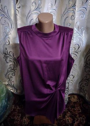 Шикарная блуза на пышные формы tu
