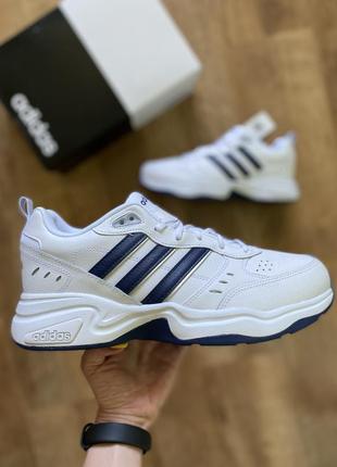 Adidas originals strutter мужские кожаные кроссовки оригинал! новые из сша