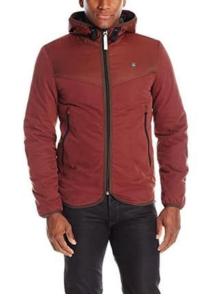Куртка g-star raw setscale hooded overshirt - xl