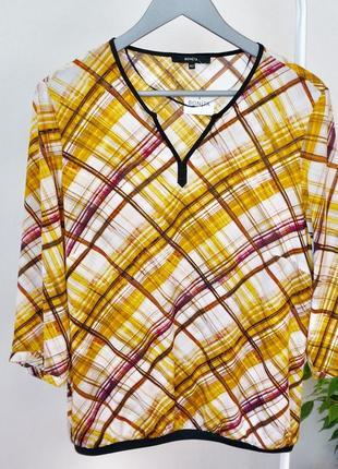 Красивая блуза из вискозы bonita
