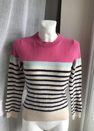 Кашемировый свитерок.