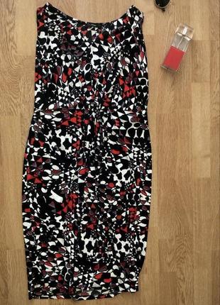 Стильна сукня george на пишні форми, літо-осінь, платье