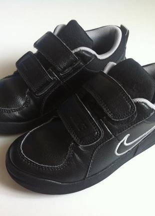 Стильные кожаные кроссовки nike 👟 размер 28 - 28,5 (18,5 см)  оригинал ❗❗❗