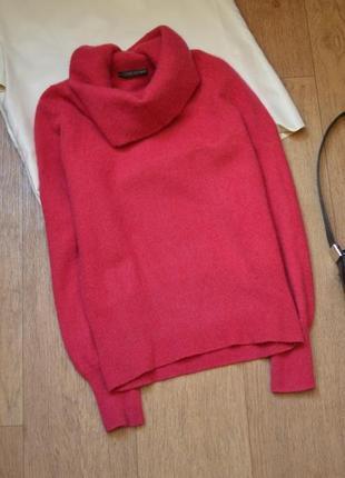 M&s кашемир кашемировый свитео оригинал качественный натуральный теплый водолазка