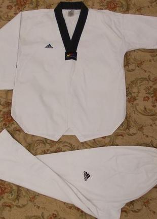 Кимоно для единоборств adidas на рост 160-170 см