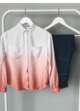 Крутая рубашка xxs/xs