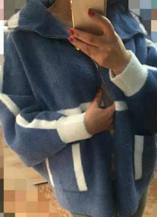 Шикарный кардиган,куртка, размер 54-58.