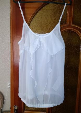 Элегантная брендовая блузка.