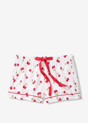 Пижамные шорты victoria's secret pink