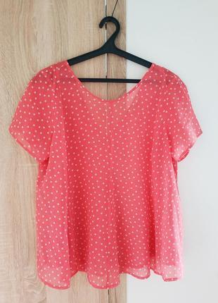 Блуза майка кофта футболка принт звёзды