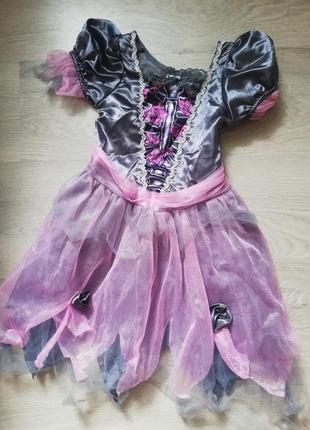 Карнавальное платье для хеллоуина