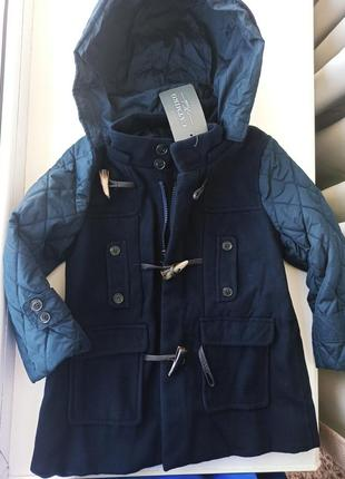 Стильная куртка пальто