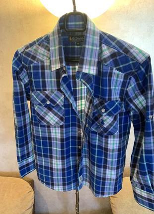 Рубаха с длинным рукавом polo club
