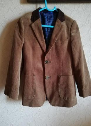 Пиджак жакет для школьника