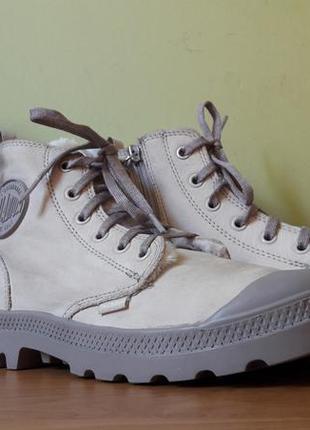 Шикарные женские ботинки palladium