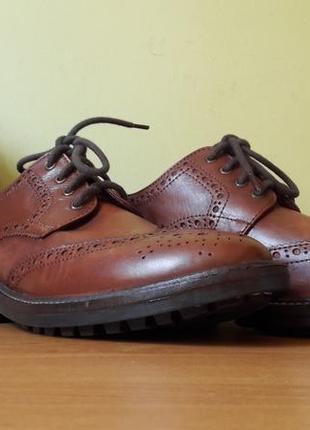 Стильные мужские туфли morley