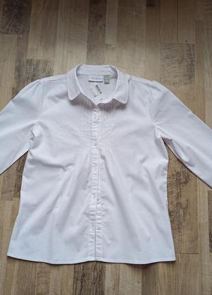 Рубашка в школу children place сша на рост 152-158-164