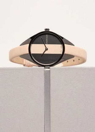 - 54% | женские швейцарские часы calvin klein rebel k8p237x1 (оригинальные, с биркой)
