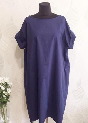 Оверсайз платье cos