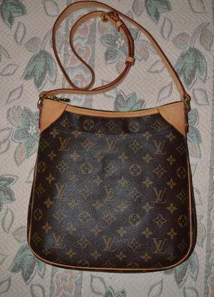 Шикарная сумка louis vuitton (made in france).