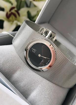 - 56% | женские швейцарские часы calvin klein impulsive k3t231 (оригинальные, с биркой)
