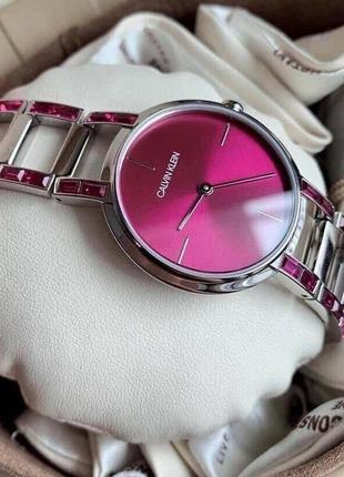 - 61% | женские швейцарские часы calvin klein cheers k8nu3y (оригинальные, с биркой)