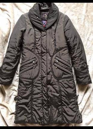 Куртка зимняя пальто пуховик