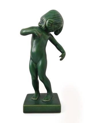 Статуэтка «маленькая венера» («venus kalipygos»). дания.
