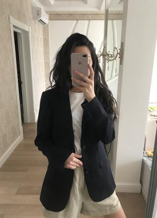 Очень красивый классический оверсайз пиджак/жакет от topman