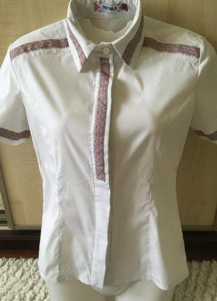 Блузка рубашка в национальном стиле