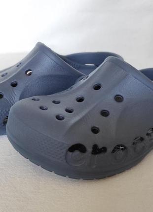 Кроксы crocs baya kids. 12 с 13