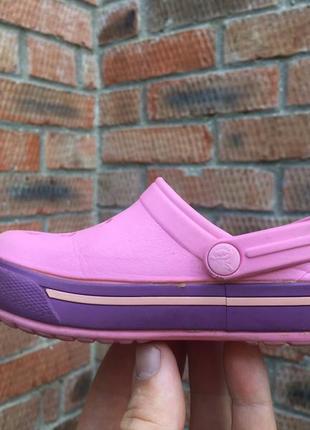 Кроксы crocs crocband размер 26 (15 см.)3 фото