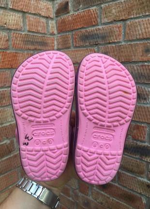 Кроксы crocs crocband размер 26 (15 см.)6 фото