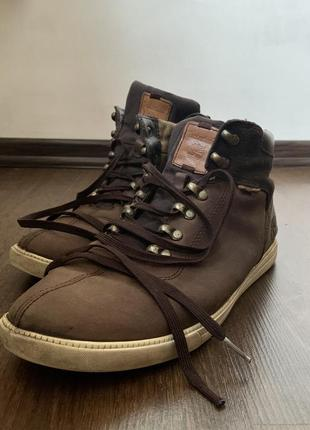 Ботинки timberland 44 размер
