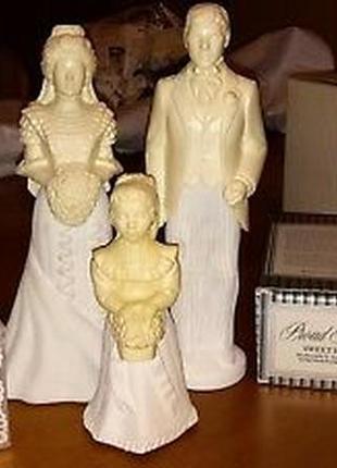 Набор 3 шт винтажных духов 'свадьба' духи для невесты жениха духи для свадебной фотосессии