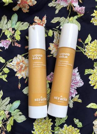 Stratia liquid gold увлажняющий крем для лица