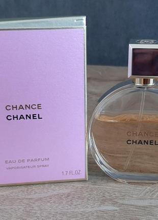 Chanel chance edp оригинал
