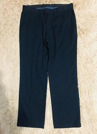 Фирменные классические мужские брюки tu