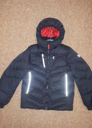 Зимняя куртка пуховик reima 146